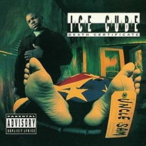 Ice Cube: Death Certificate (CD)