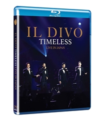 Il Divo: Timeless Live in Japan (BluRay)