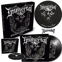 Immortal: Northern Chaos Gods (CD+Vinyl)