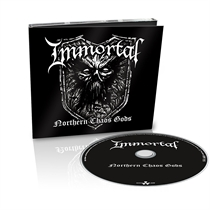 Immortal: Northern Chaos Gods Ltd. (CD)