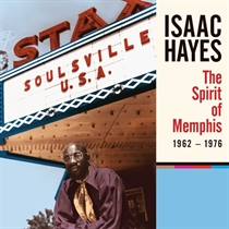 Hayes, Isaac: The Spirits of Memphis (1962-1976) (Vinyl Box)