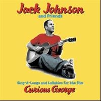 Johnson, Jack: Curious George Soundtrack (CD)