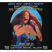 Joplin, Janis: Live At The Carousel Ballroom 1968
