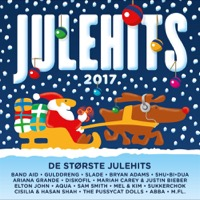 Diverse: Julehits 2017 (2xCD)