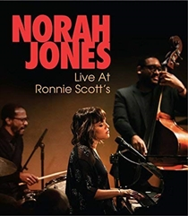 Jones, Norah: Live At Ronnie Scott's (BluRay)