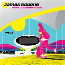 Bourne, James: Safe Journey Home (CD)