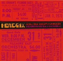 Hendrix, Jimi: Songs for Groovy Children - The Fillmore East Concerts (5xCD)