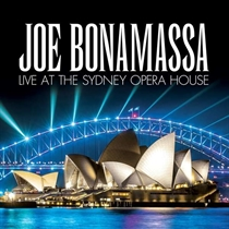 Bonamassa, Joe: Live At The Sydney Opera House (CD)