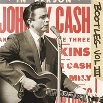 Cash, Johnny: Bootleg 3 - Live Around The World Ltd. (3xVinyl)