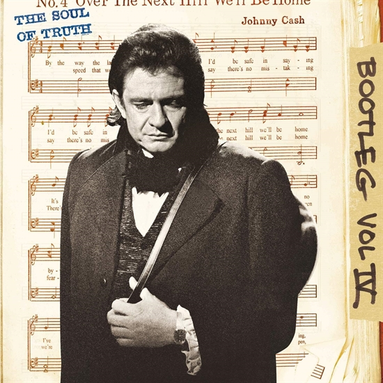 Cash, Johnny: Bootleg 4 - The Soul Of Truth Ltd. (3xVinyl)