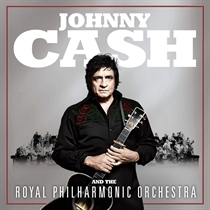 Cash, Johnny: Johnny Cash and the Royal Philharmonic Orchestra (CD)