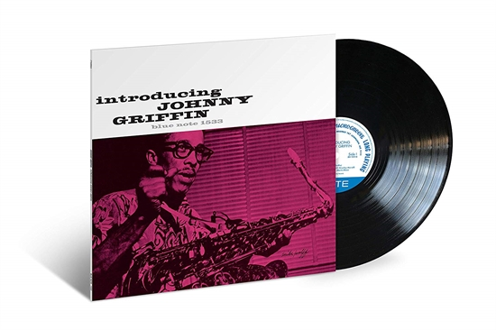 Griffin, Johnny: Introducing Johnny Griffin (Vinyl)