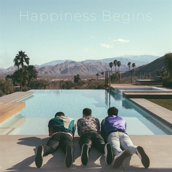 Jonas Brothers, The: Happiness Begins (CD)
