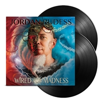 Rudess, Jordan: Wired For Madness (2xVinyl)