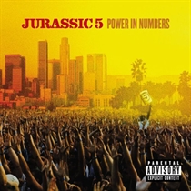 Jurassic 5: Power In Numbers (CD)