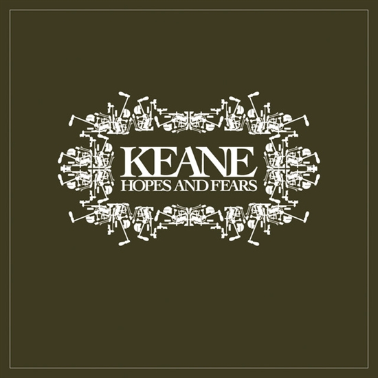 Keane Hopes And Fears Vinyl