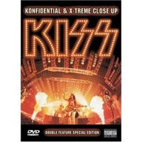 Kiss: Konfidential & Extreme Close-up (DVD)