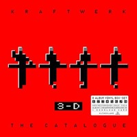 Kraftwerk: 3-D The Catalogue (2xVinyl)