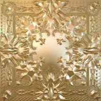 West, Kanye & Jay-Z: Watch The Throne (CD)
