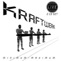 Kraftwerk: Minimum-Maximum (DVD)