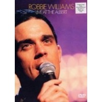 Williams, Robbie: Live At The Royal Albert Hall (DVD)