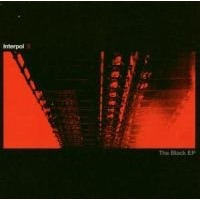 Interpol: The Black Ep