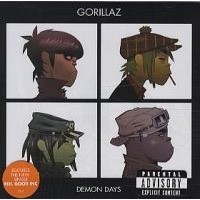 Gorillaz: Demon Days (Vinyl)
