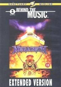 Megadeth: Behind The Music (DVD)