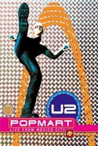 U2: Popmart - Live From Mexico (DVD)