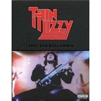 Thin Lizzy: Live And Dangerous (DVD)