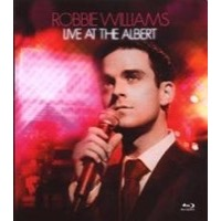 Williams, Robbie: Live At The Royal Albert Hall (BluRay)