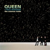 Queen & Paul Rodgers: The Cosmos Rocks