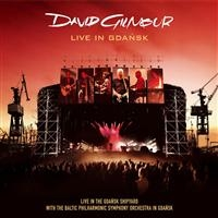 Gilmour, David: Live In Gdansk (2xCD+DVD)