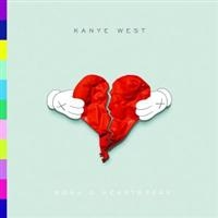 West, Kanye: 808's & Heartbreak