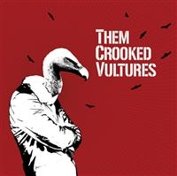 Them Crooked Vultures: Them Crooked Vultures (CD)