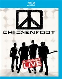 Chickenfoot: Chickenfoot Live (BluRay)
