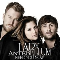 Lady Antebellum: Need You Now (CD)