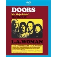 Doors, The: Mr Mojo Risin' - The Story Of LA Woman (BluRay)