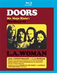 Doors, The: Mr Mojo Risin\' - The Story Of LA Woman (BluRay)