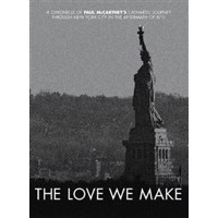 McCartney, Paul: The Love We Make (DVD)