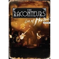 Raconteurs, The: Live At Montreux 2008 (DVD)