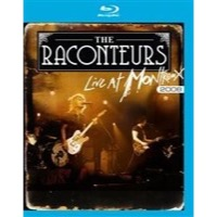 Raconteurs, The: Live At Montreux 2008 (BluRay)