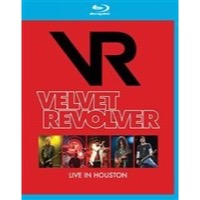 Velvet Revolver: Live In Houston & Live In Germany 2008 (BluRay)