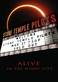 Stone Temple Pilots: Alive In The Windy City (DVD)