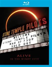 Stone Temple Pilots: Alive In The Windy City (BluRay)