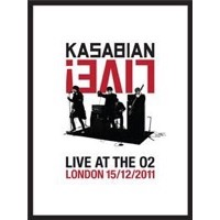 Kasabian: Live At The O2 (DVD)