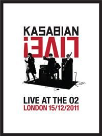 Kasabian: Live At The O2 (DVD/CD)