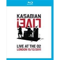 Kasabian: Live At The O2 (BluRay)