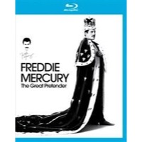 Mercury, Freddie: The Great Pretender (BluRay)