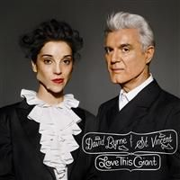 Byrne, David & St. Vincent: Love This Giant (Vinyl)